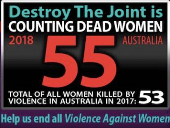 Australia's political silence enables the slaughter of women