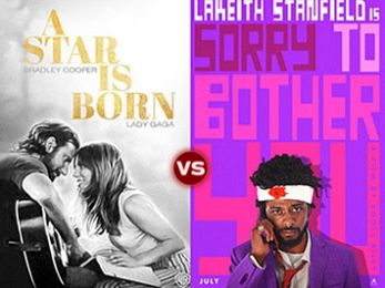 Screen Themes: A Star is Born vs Sorry to Bother You