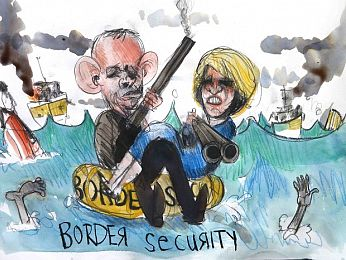 Abbott's foreign policy disasters: 20 in 100 days