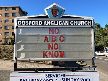 Tony Abbott, the ABC and Rupert Murdoch