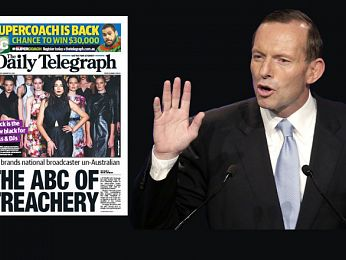 The ABC, the IPA and Abbott's debts to Murdoch