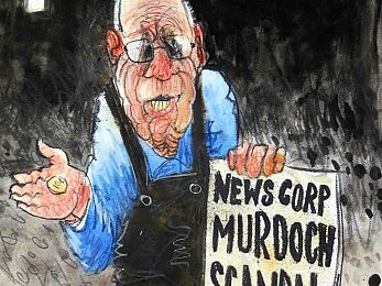 The Murdoch trials and the Australian media airbrush