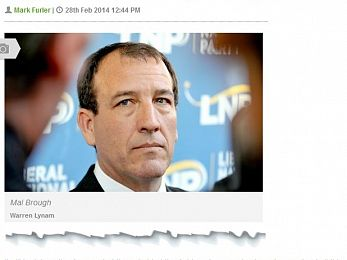 Ashbygate, Mal Brough and the Furlernator