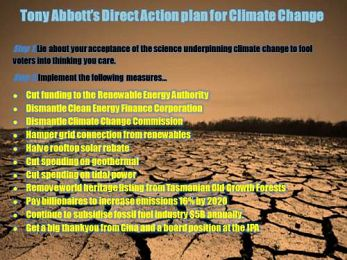 Tony Abbott and his headless chooks: Environmental abusers