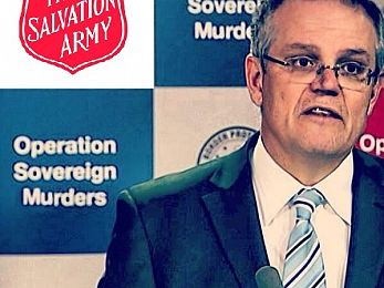 Murder and mayhem on Manus Island: Scott Morrison and the Salvos