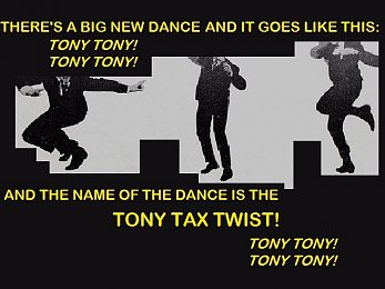 The Tony Tax Twist