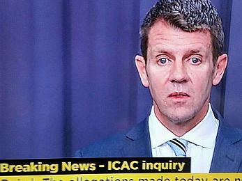 ICAC, the 'honourable' Mike Baird and the hidden donations