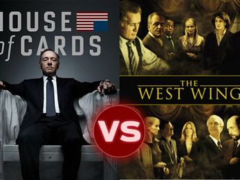 Screen Themes: House of Cards vs The West Wing