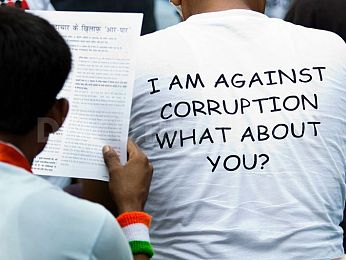 Corruption: The creeping cancer of the Coalition