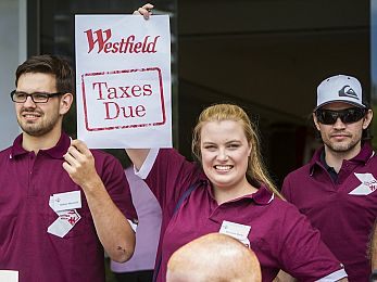 Westfield 'leaners' take taxpayers to the cleaners