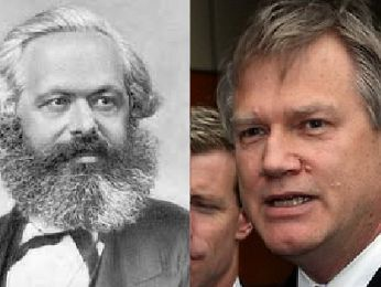 Andrew Bolt, Karl Marx and the casualisation of Australian universities