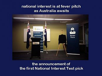 National Interest Test pick (NITpick)