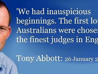 Abbott's Indigenous funding cuts all about assimilation