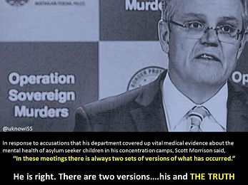 Scott Morrison: Madness as usual