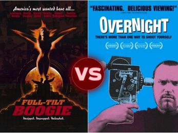 Screen Themes: Overnight vs Full Tilt Boogie