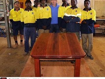 Tony Abbott's disappointing three day week in Arnhem Land