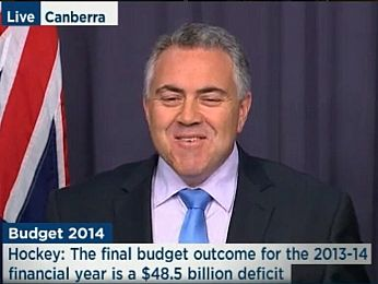 Abbott and Hockey's debt and deficit disaster