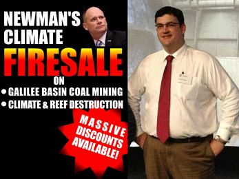 Here we Joh again! Leopard Newman removes Queenslanders' rights to object to mines