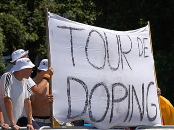 Drugs in sport: Tour tainted again while unblemished Diamonds sparkle