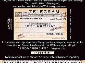 Gough Whitlam and the Rupert Murdoch memory hole