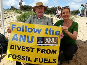 ANU stands firm against furious anti-divestment attacks: Just good business