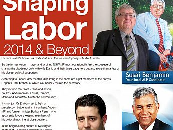 ALP reform stymied by branch stacking allegations