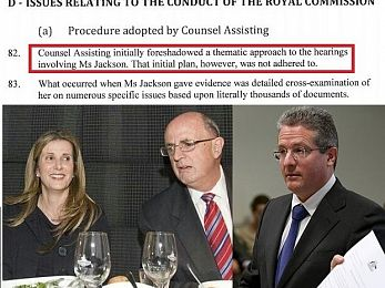 TURC corrupted? The Kathy Jackson fix