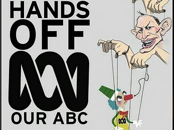Greedy Murdoch bulldozes Abbott into slashing the ABC