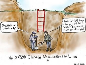 Lima agreement: Climate talks take a rocky road to Paris