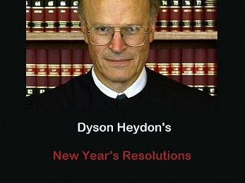 Dyson's resolutions
