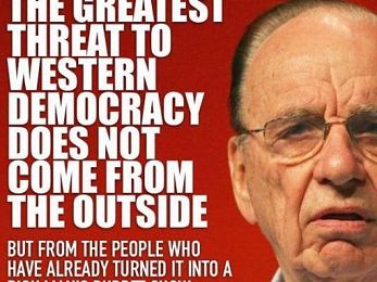 I have a dream: More honesty and less Murdoch