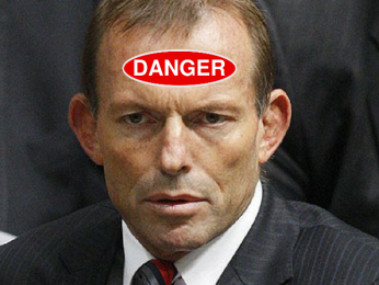 Tony Abbott ... meet Sigmund Freud