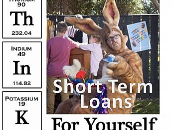 Think For Yourself: Short Term Loans