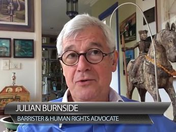 Julian Burnside: Independent media for reality's sake