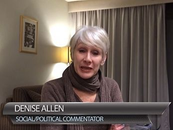 Denise Allen: Getting to the guts of the story