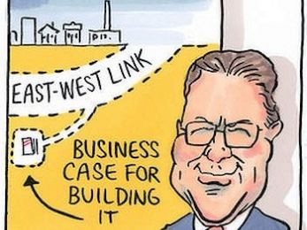 East West Link's miserable planning process