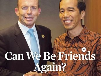 Abbott tells Australians to get over Sukumaran and Chan