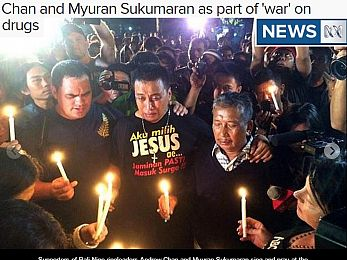 Chan and Sukumaran more casualties in our futile war on drugs
