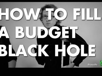 Hockey's budget black hole solution