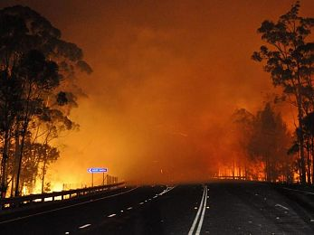 Estimated $6.2 billion climate change hit to Australian economy in 2013/14