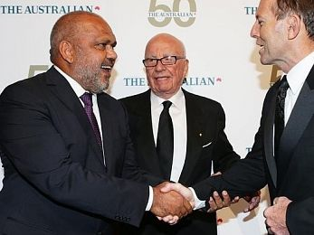 Noel Pearson and The Australian: Are Aboriginal people really Jewish?