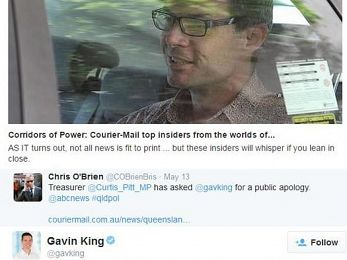 Parking with Gavin: The sour taste of hypocrisy