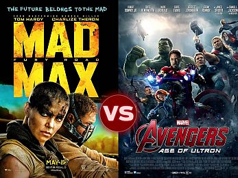 Screen Themes — Avengers: Age of Ultron versus Mad Max: Fury Road
