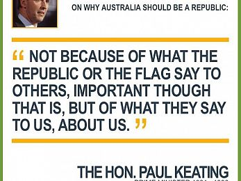 Paul Keating's republican vision — 20 years on