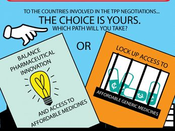 TPP deal heralds soaring cost of medicines