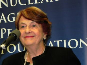 Educating Australians about Fukushima's implications: Dr Helen Caldicott