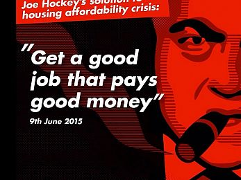 Housing unaffordability in Australia is real, Joe, good job or not