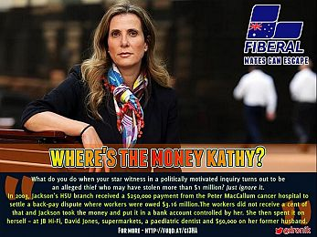 The trials and tribulations of poor little Kathy Jackson