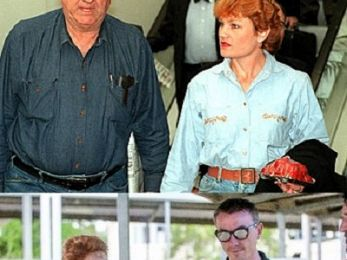 James Ashby and Pauline Hanson: Who loves ya, baby?