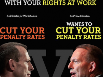 Workchoices: It's back!